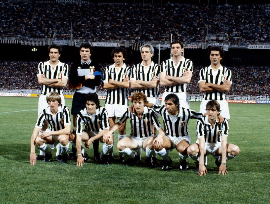 Juventus-Amburgo 0-1 Finale Coppa dei Campioni 1982-83