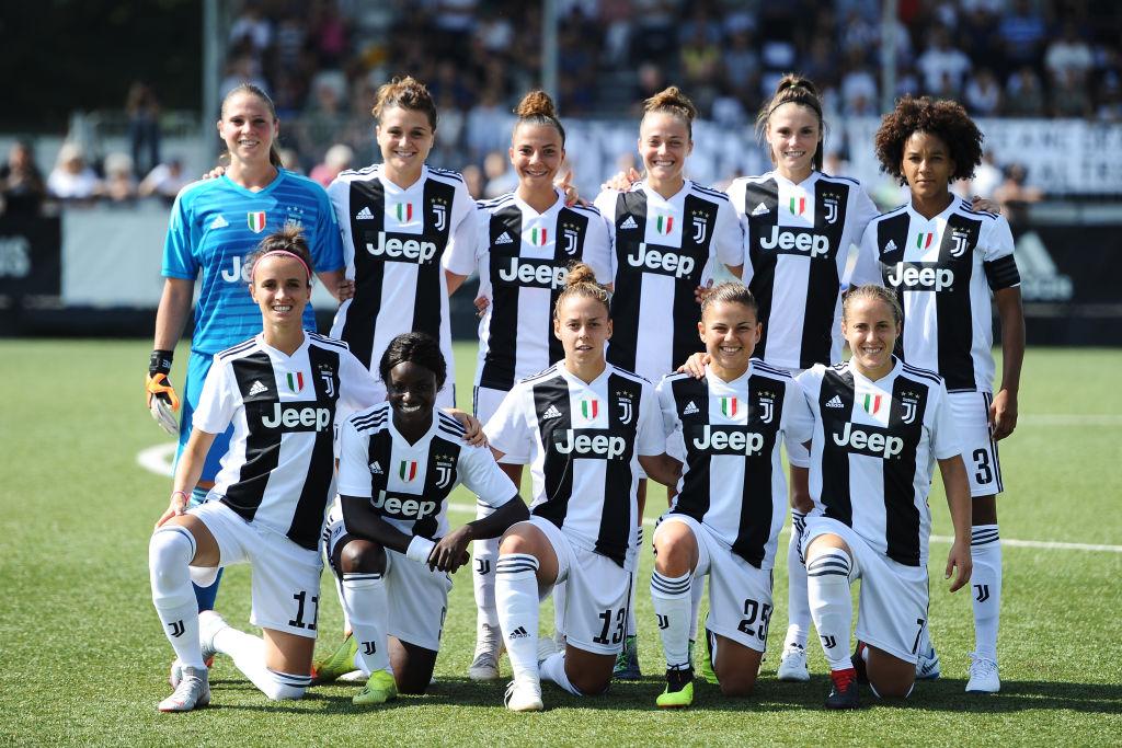 Juventus v Fimauto Valpolicella - Women Serie A