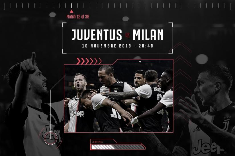 Juventus-Milan-match